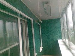 козырьки на балкон в Архангельске