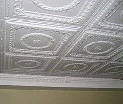 Потолочная плитка г.Архангельск, плитка на потолок